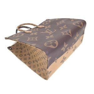 Louis Vuitton Onthego Canvas Big Bag 41x34x14 cm